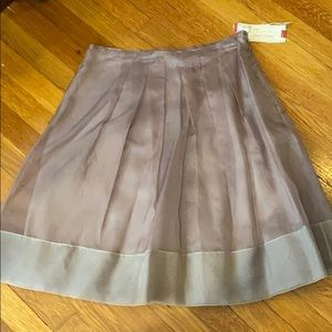 Limited edition runway skirt